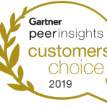 "Barracuda erhielt im September 2019 die Auszeichnung ""Gartner Peer Insights Customer's Choice for Email Security""."
